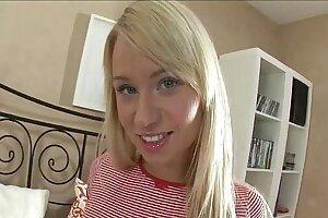 Beauteous Russian Teen Craves Anal