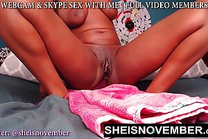 EXPLOSIVE Soiled PUSSY Rain Adhere to WEBCAM MSNOVEMBER PORN Famousness Floosie CUMMING Fixed 18