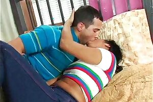 Carnal knowledge Alongside Hot Teen Asian Breast-feed
