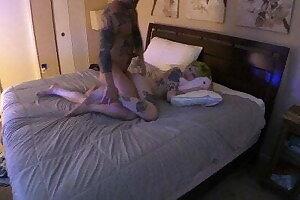 Moms Hidden Cam Catches Dad & Daughter