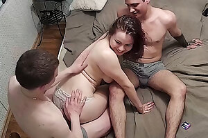 Homemade Amateur Teenager Group Sex Orgy, Real Action